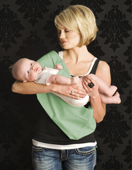 Seven Baby Instructions For Cradle Carry Baby Sling