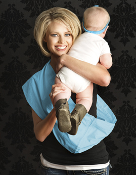 Seven Baby Instructions For Hip Carry Baby Sling